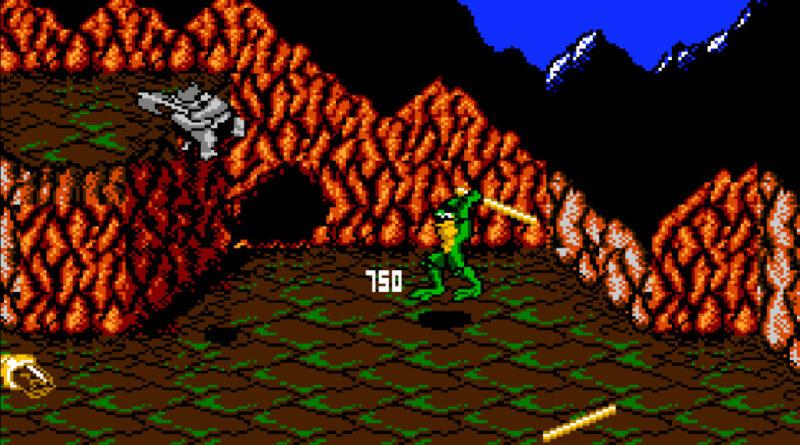 Battletoads (NES, 1991) [Rare Replay - Xbox One]