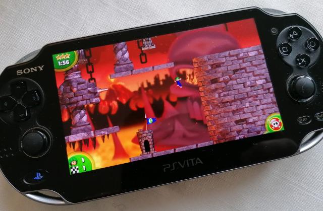 Lemmings Touch (PS Vita, 2014)