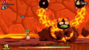 Wonder Boy: Asha in Monster World (Nintendo Switch, 2021)