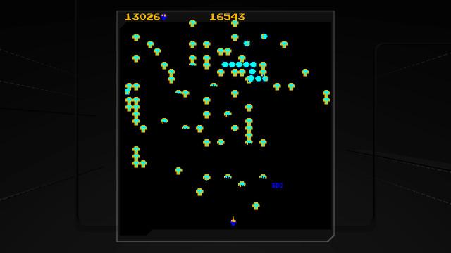 Centipede (Arcade, 1981) [Xbox 360]