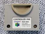 Nintendo 64 - Controller Pak