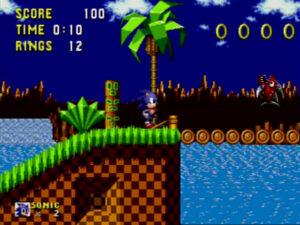 Sonic Jam (Sega Saturn, 1997)