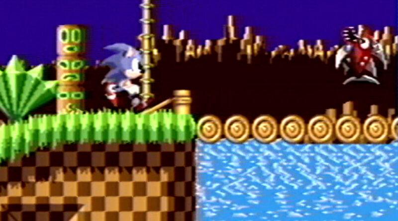 Sonic the Hedgehog (Sega Mega Drive, 1991)