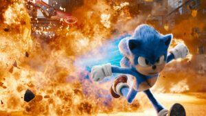 Sonic the Hedghog (2020) [movie]