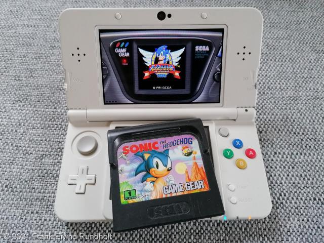 Sonic the Hedgehog (1991) - Sega Game Gear