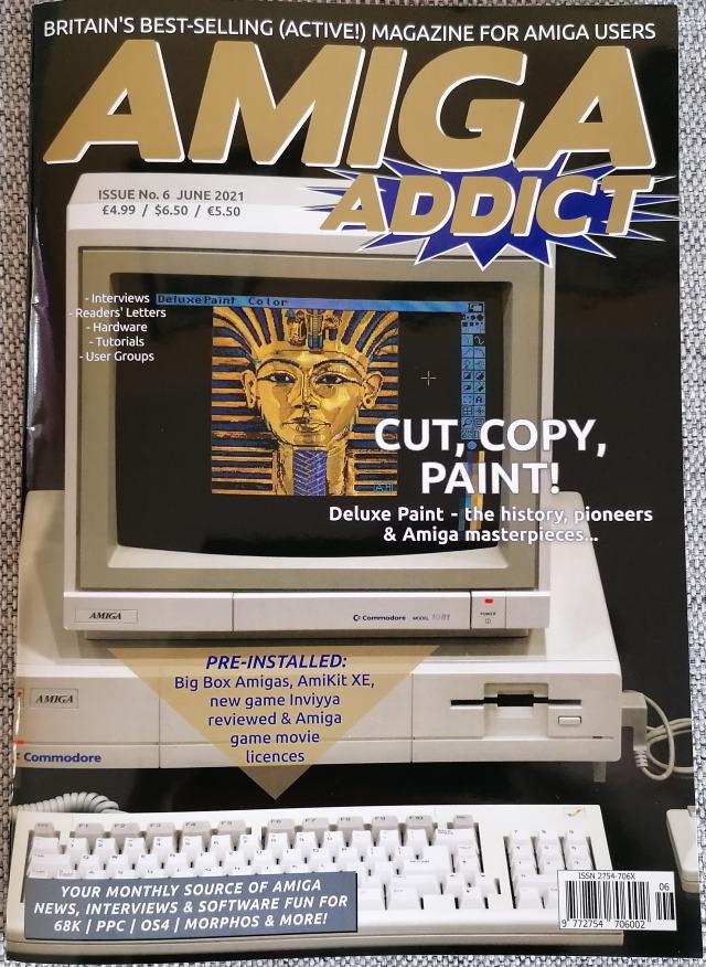 Amiga Addict nr. 6
