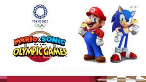 I år drar Mario og Sonic til Tokyo i Japan for å delta i sommer OL i Mario & Sonic at the Olympic Games Tokyo 2020 på Nintendo Switch.