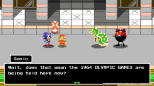 Mario & Sonic at the Olympic Games Tokyo 2020 (Nintendo Switch, 2019)