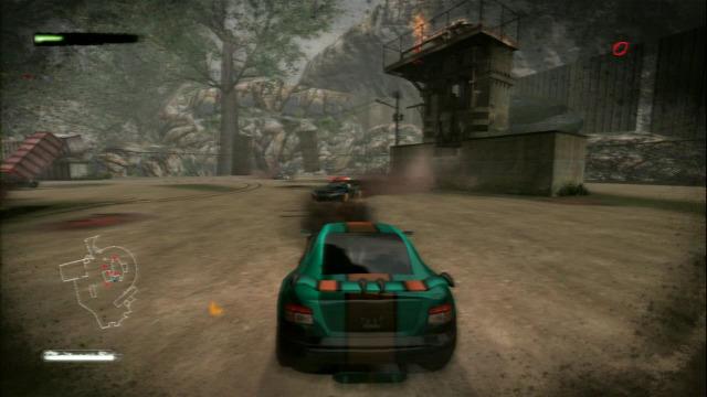 Smash 'N' Survive (PS3, 2012)
