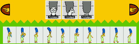 The Simpsons: Cartoon Studio (PC, 1996)