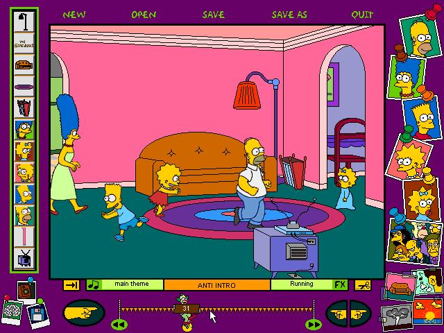 The Simpsons: Cartoon Studio