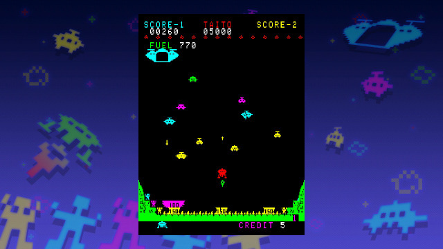 Space Invaders Invincible Collection (Nintendo Switch, 2021)