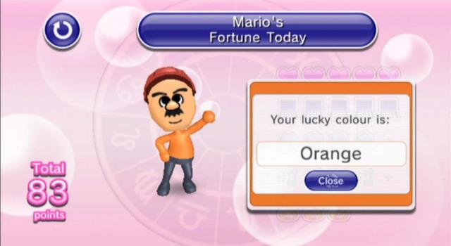 Today & Tomorrow Channel (Nintendo Wii, 2009)
