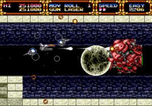 Gleylancer (Nintendo Switch, 2021)
