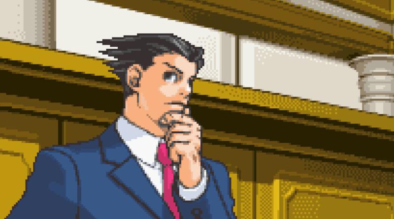 Phoenix Wright: Ace Attorney (Nintendo DS, 2005)