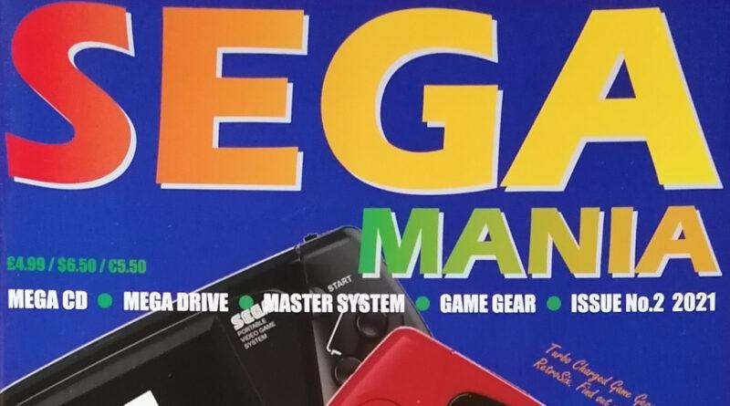 Sega Mania nr. 2
